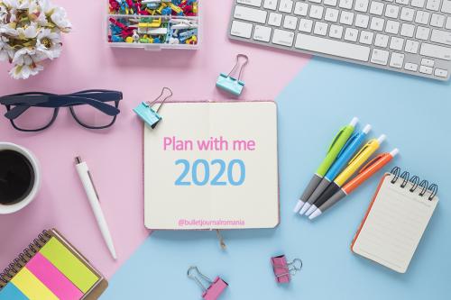 Plan with me (10 de idei pentru 2020)