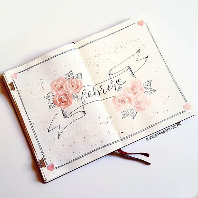 """""""Hello February"""" cover pages + 28 de idei care să te inspire"""
