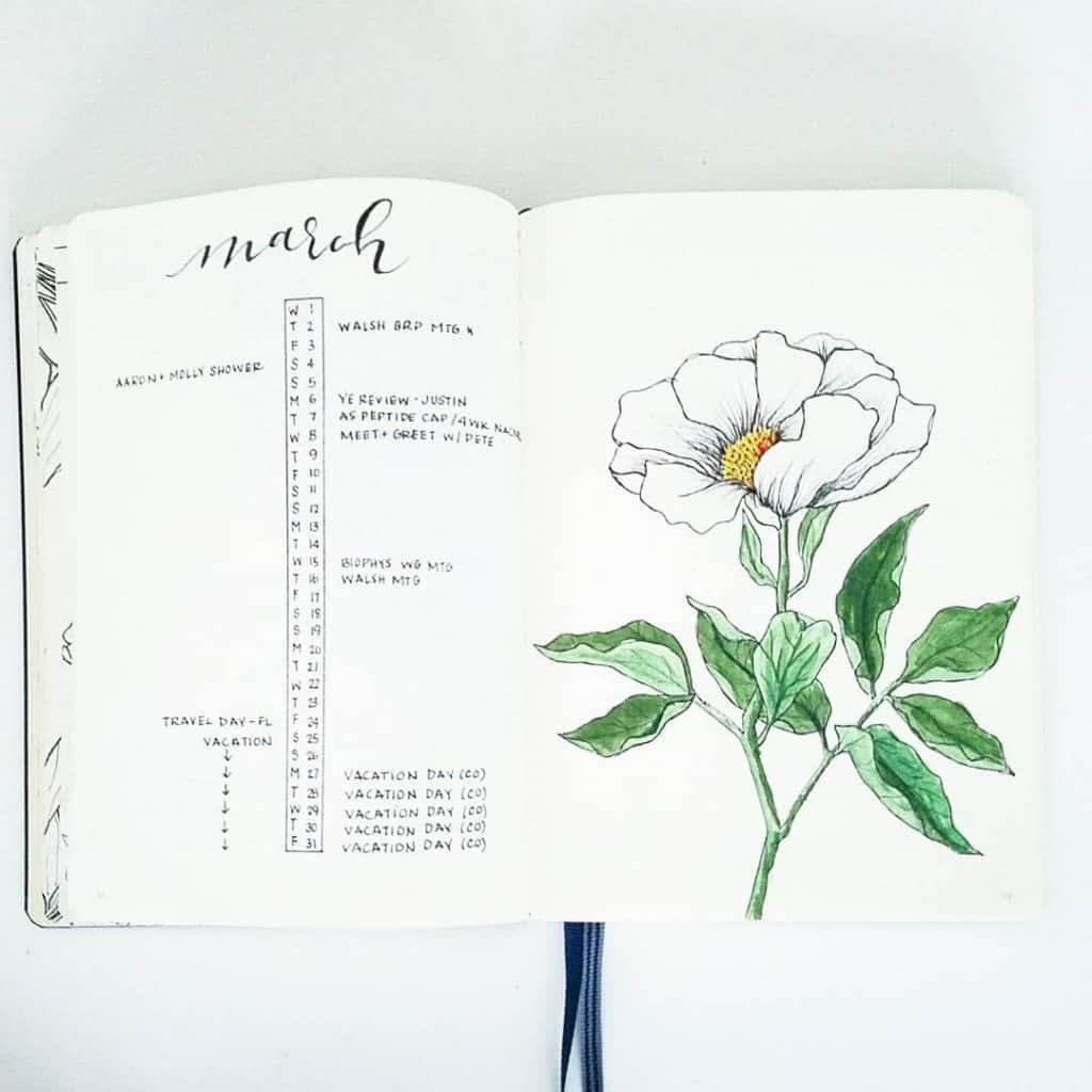 """""""Hello March"""" cover pages + 28 de idei care să te inspire"""