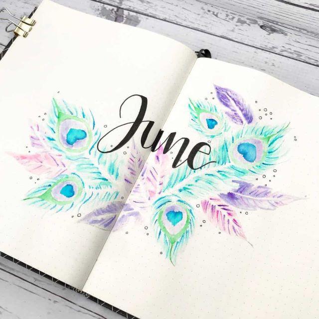 """""""Hello June"""" cover pages + 27 de idei care să te inspire"""
